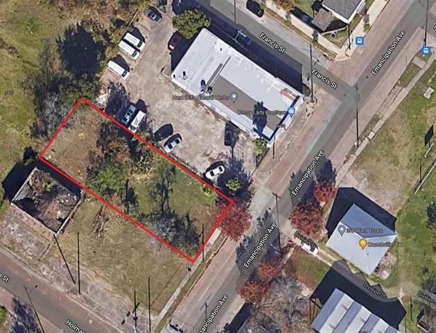 3416 Emancipation Avenue, Houston, TX 77004 (MLS #62019674) :: Giorgi Real Estate Group