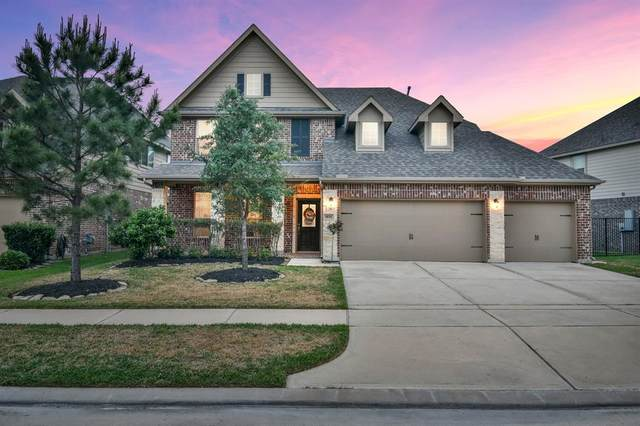 9155 Monarch Field Lane, Cypress, TX 77433 (MLS #62033414) :: Green Residential