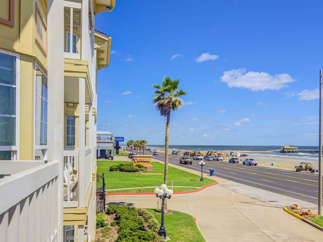 6300 Seawall #1204, Galveston, TX 77551 (MLS #62037733) :: The Parodi Team at Realty Associates