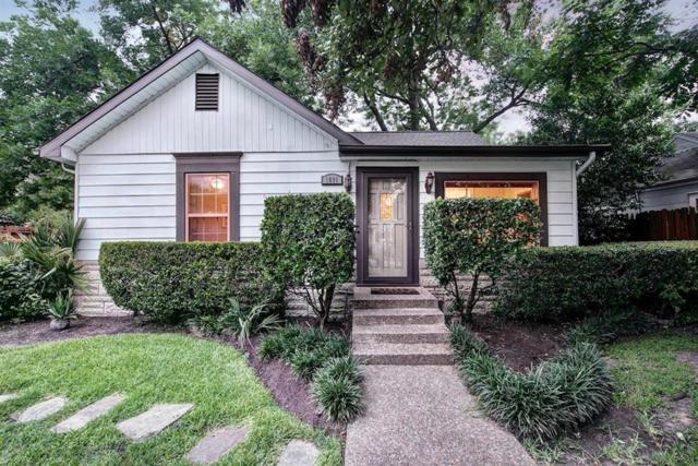 1501 Walton Street, Houston, TX 77009 (MLS #62038650) :: Giorgi Real Estate Group