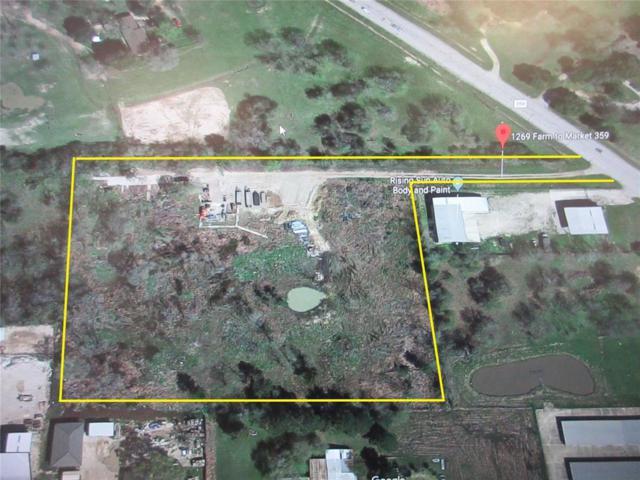 1269 N Fm 359, Brookshire, TX 77423 (MLS #62039432) :: The Heyl Group at Keller Williams