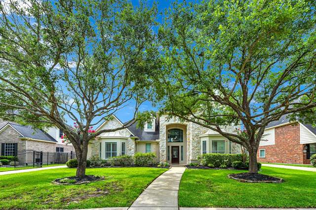 22311 Baron Cove Lane, Katy, TX 77450 (MLS #62042585) :: The Property Guys