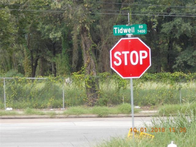 7320 Tidwell Road, Houston, TX 77016 (MLS #62046456) :: Texas Home Shop Realty