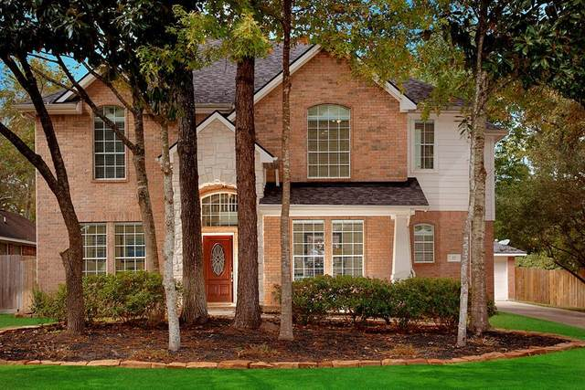 27 Westwinds Circle, The Woodlands, TX 77382 (MLS #62052436) :: The Freund Group