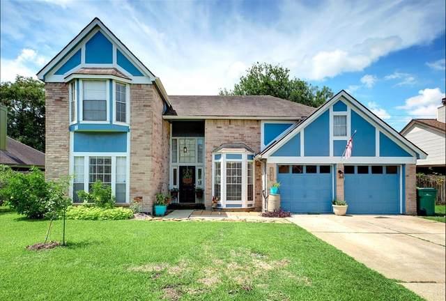 4326 Plover Drive, Seabrook, TX 77586 (MLS #62062378) :: Bay Area Elite Properties