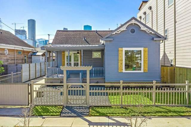 1209 Edwards Street, Houston, TX 77007 (MLS #62066628) :: Giorgi Real Estate Group
