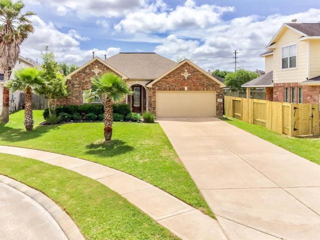 2305 Shadow Canyon Court, Pearland, TX 77584 (MLS #62077799) :: Christy Buck Team