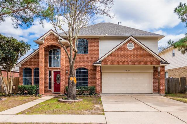3622 Windlewood Drive, Katy, TX 77449 (MLS #62085487) :: See Tim Sell