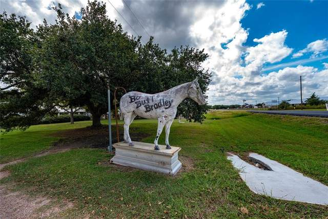 2449 S Texas Hwy 237 Highway S, Round Top, TX 78954 (MLS #62102915) :: Texas Home Shop Realty