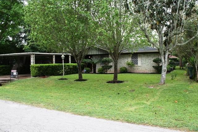 1726 Junker Street, Rosenberg, TX 77471 (MLS #62104813) :: Ellison Real Estate Team
