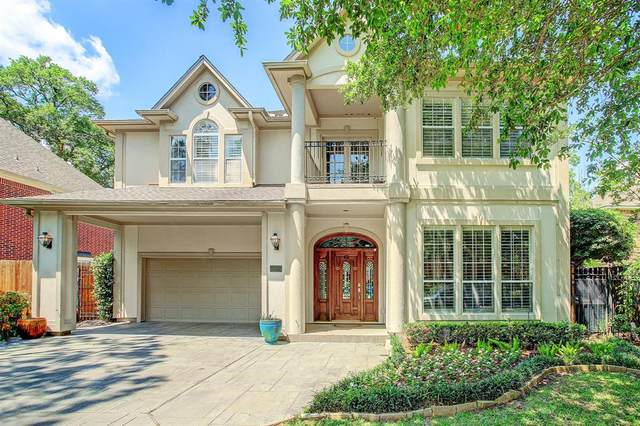 111 Pamellia Drive, Bellaire, TX 77401 (MLS #62115074) :: The Queen Team