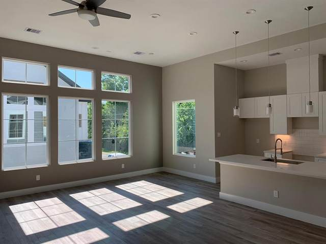 814 Thornton Road K, Houston, TX 77018 (MLS #62116423) :: Ellison Real Estate Team