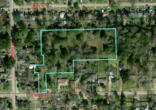 0 E Wilkins Street, Angleton, TX 77515 (MLS #62116689) :: Caskey Realty