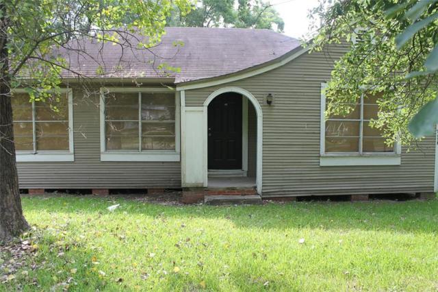 203 E 4TH Street, Groveton, TX 75845 (MLS #62117655) :: The SOLD by George Team