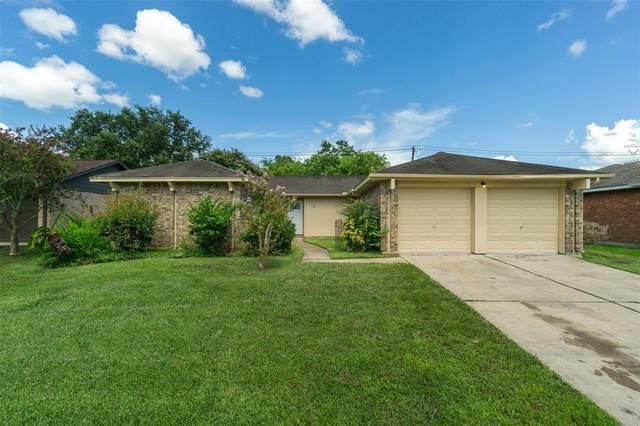 1102 Dixie Drive, League City, TX 77573 (MLS #62124989) :: Giorgi Real Estate Group