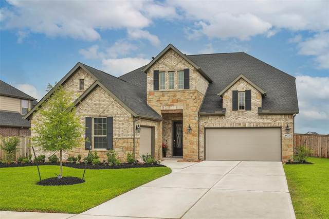 1522 Evergreen Bay Lane, Katy, TX 77494 (MLS #62132458) :: The SOLD by George Team