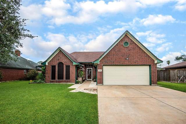 229 Trail Ride Road, Angleton, TX 77515 (MLS #62135047) :: The Home Branch