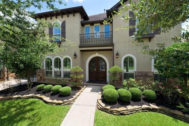 16910 Thomas Ridge Lane, Cypress, TX 77433 (MLS #62137460) :: Caskey Realty