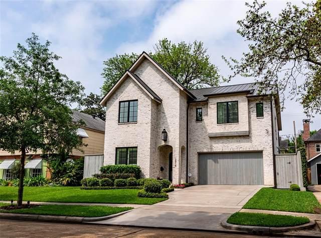 2916 Georgetown Street, West University Place, TX 77005 (MLS #62142235) :: Caskey Realty