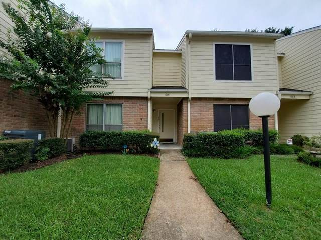 14515 Wunderlich Drive #807, Houston, TX 77069 (MLS #62146824) :: The SOLD by George Team