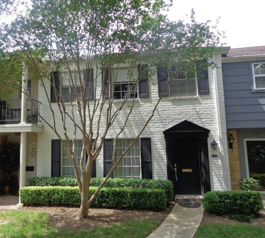 1373 Country Place Drive, Houston, TX 77079 (MLS #62147180) :: The Heyl Group at Keller Williams