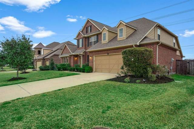1215 Redstone Glen Lane, Katy, TX 77494 (MLS #62149594) :: Michele Harmon Team