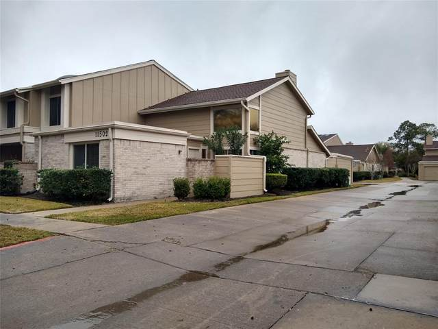 11502 Village Place Drive #108, Houston, TX 77077 (MLS #62162737) :: Green Residential