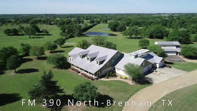 3909 N Fm 390 N Highway N, Brenham, TX 77833 (MLS #62162988) :: Christy Buck Team