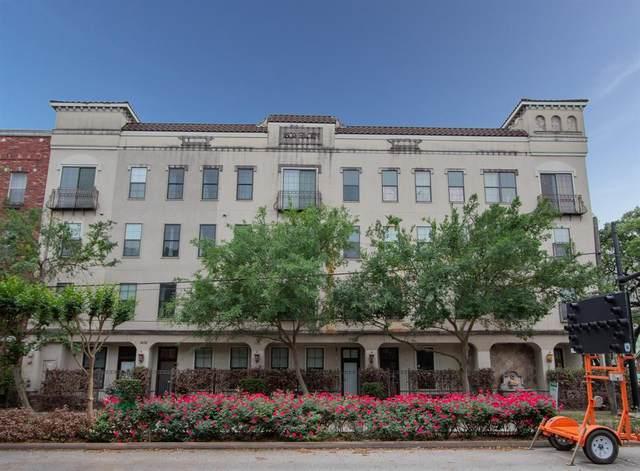 1602 Elgin Street #16, Houston, TX 77004 (MLS #6217975) :: Ellison Real Estate Team