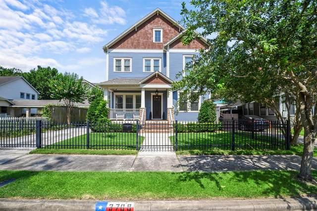 3709 Bradley Street, Houston, TX 77009 (MLS #62180698) :: The Lugo Group
