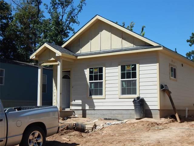 Lot 8 W Palmdate, Montgomery, TX 77316 (MLS #62186908) :: Lisa Marie Group | RE/MAX Grand