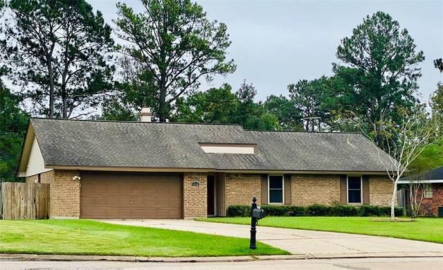4570 Meadowbrook Street, Vidor, TX 77662 (MLS #62187672) :: The Sansone Group