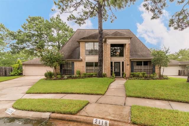 2118 Town Hill Drive, Houston, TX 77062 (MLS #62216713) :: Christy Buck Team