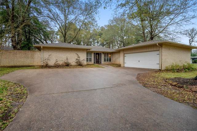 120 Augusta Drive, Huntsville, TX 77340 (MLS #62226171) :: The Heyl Group at Keller Williams