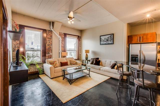 2205 Mckinney Street #502, Houston, TX 77003 (MLS #62240345) :: Homemax Properties
