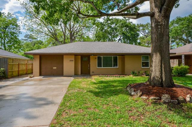 2206 Wakefield Drive, Houston, TX 77018 (MLS #62249417) :: The Sold By Valdez Team