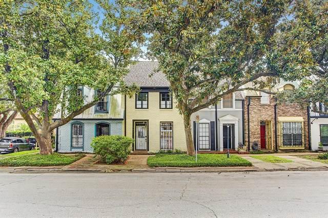 811 Lovett Boulevard #2, Houston, TX 77006 (MLS #62254646) :: Christy Buck Team