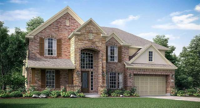 4310 Thetford Manor Trail, Rosharon, TX 77583 (MLS #62265280) :: The Sansone Group