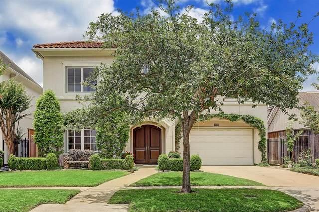 2826 Robinhood Street, West University Place, TX 77005 (MLS #62267835) :: Lerner Realty Solutions