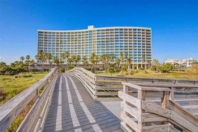 1401 E Beach Drive #109, Galveston, TX 77550 (MLS #62269399) :: Lerner Realty Solutions