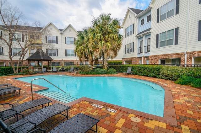 9200 Westheimer Road #802, Houston, TX 77063 (MLS #62276040) :: The SOLD by George Team