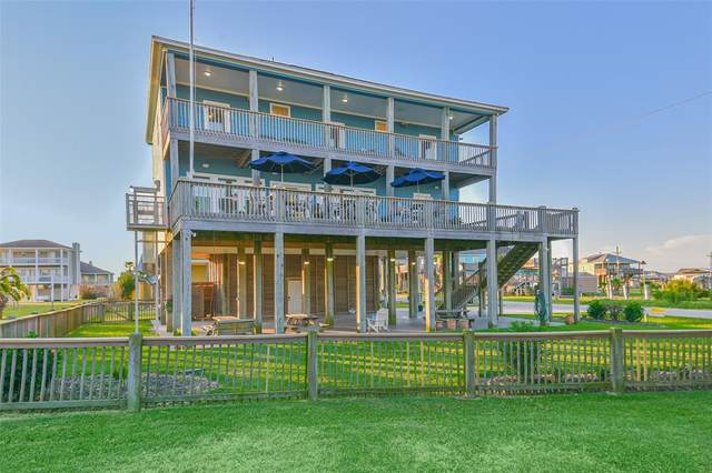 863 Gregory, Crystal Beach, TX 77650 (MLS #62288012) :: The Bly Team