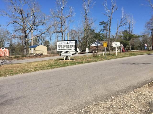 465 Magnolia Park, Onalaska, TX 77360 (MLS #6228981) :: My BCS Home Real Estate Group