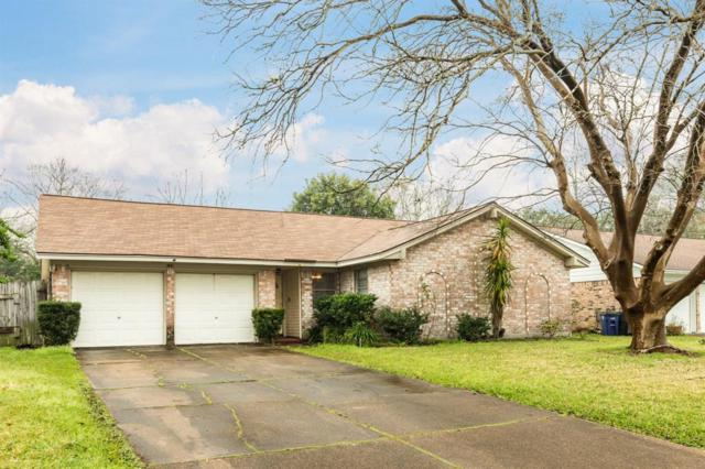 2306 Kingsway Drive, League City, TX 77573 (MLS #62291453) :: The Sold By Valdez Team