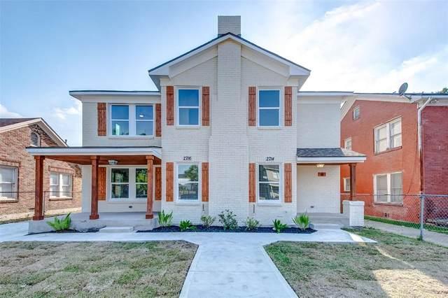 2714 Isabella Street, Houston, TX 77004 (MLS #62308883) :: Green Residential