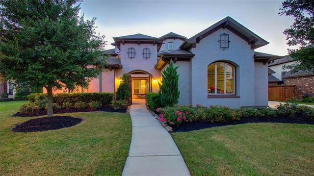 10611 Slumbering Falls Lane, Cypress, TX 77433 (MLS #62312254) :: Texas Home Shop Realty