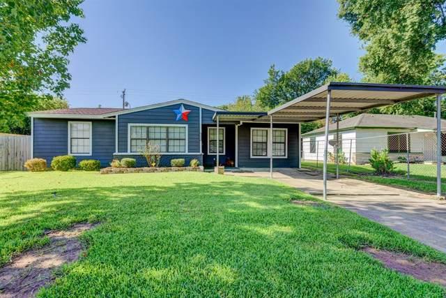 5646 Belarbor Street, Houston, TX 77033 (MLS #62315734) :: The Freund Group