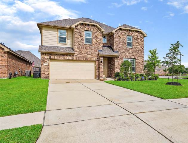 1412 Coleto Creek Lane, League City, TX 77573 (MLS #62317810) :: The Bly Team