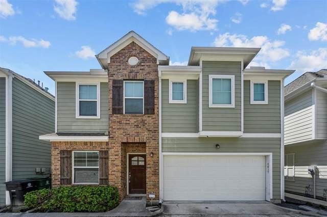 4817 Hardy Street, Houston, TX 77009 (MLS #62331850) :: Caskey Realty