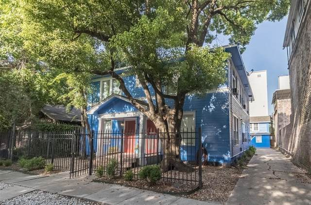 2509 Whitney Street, Houston, TX 77006 (MLS #62335988) :: The Parodi Team at Realty Associates